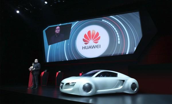 Huawei-Audi