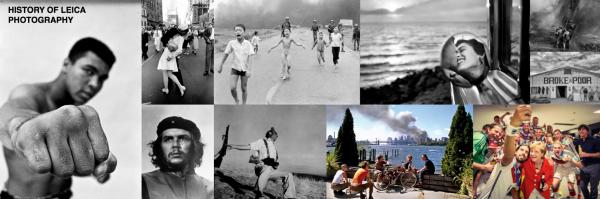 Képek a Leica fotózás történetéből